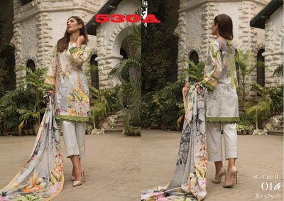 Firdous Winter Collection Replica