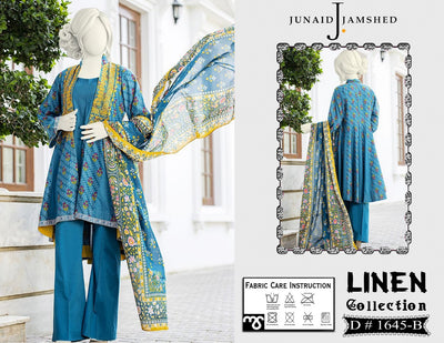 J. LINEN With Wool shawl