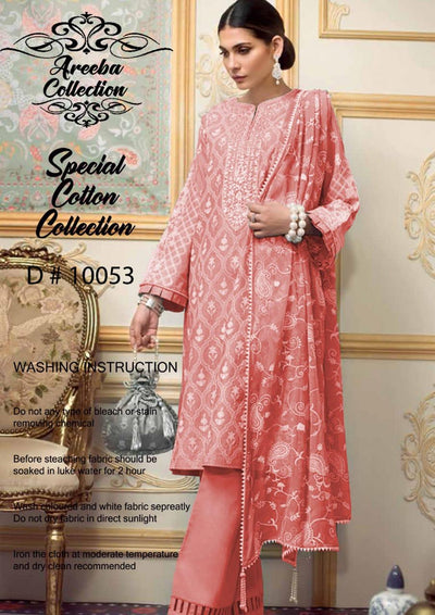Gul Ahmed winter chikankari  Cotton Collection
