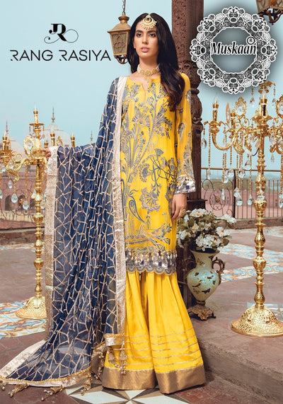 Rang Rasiya Chiffon Collection 2020 Wedding  Dresses