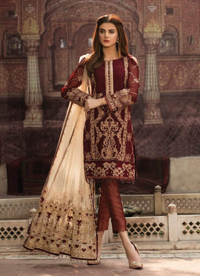 Gulaal Chiffon Collection 2020 Wedding  Dresses