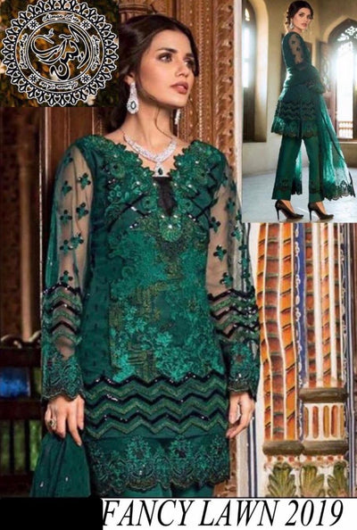 Maria B Lawn Bridal  Collection 2019 New Design