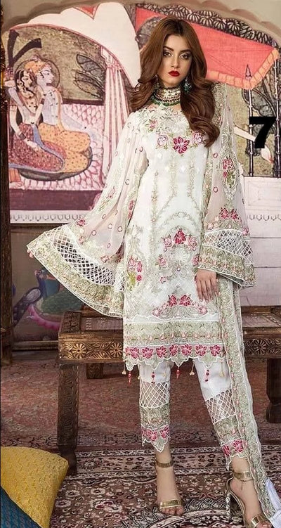 Rang Rasiya Net Collection 2020 Wedding  Dresses