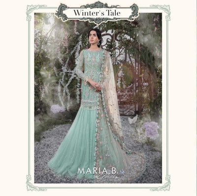 Maria b Luxury bridal Collection 2k18