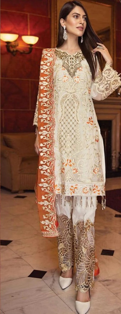Zabtan Chiffon Collection 2020 Wedding Dresses