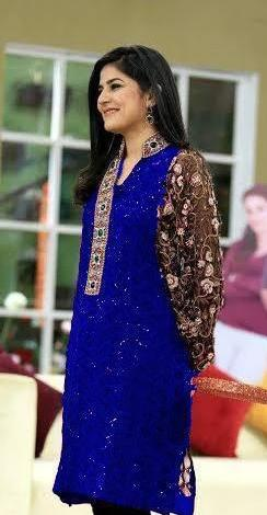Sanam baloch Lawn  Embroidery Suit Chiffon Embroidery Duppata
