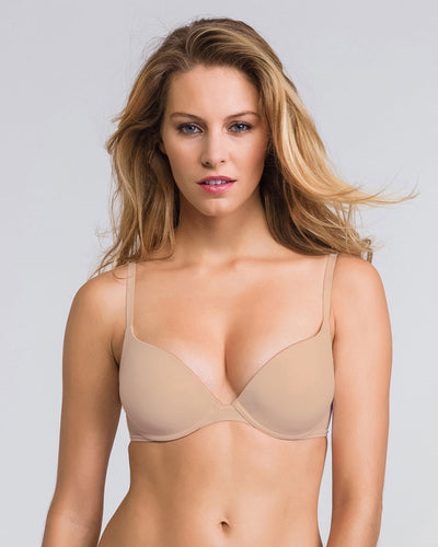 Secret Treasure Push Up Bra - Skin - T-Shirt Bra Single Padded Push Up Bra