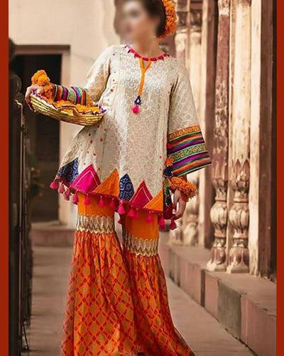 Zahra Ahmed Lawn Collection (Replica)(Unstitched)