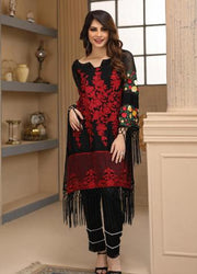 *NEELUM MUNEER LUXARY LAWN 2019*Replica)(Unstitched)