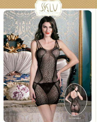 Sexy Net Bodystocking SLKU - ZW8864