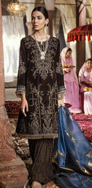 Iznik Zari Work & StoneWork Party Wear dresess