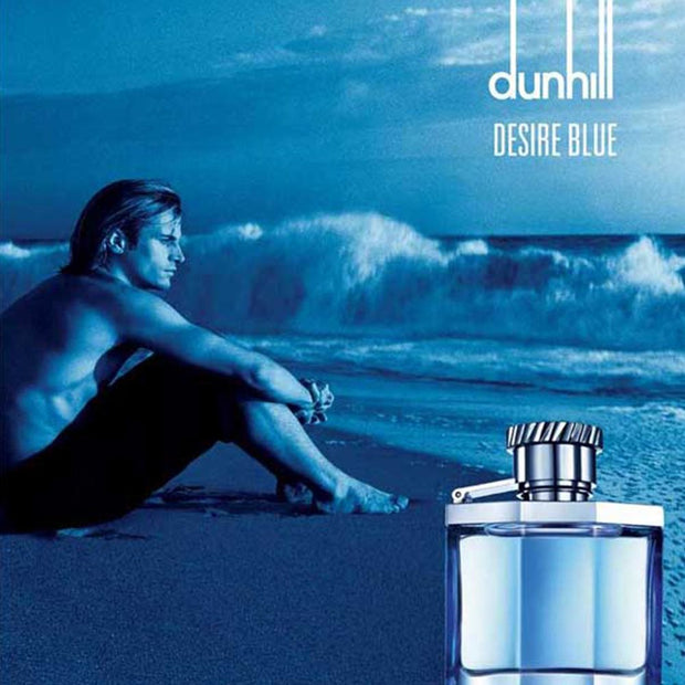 Dunhill Desire Blue For Men Perfume – 100ml - Mens Perfume - diKHAWA Online Shopping in Pakistan