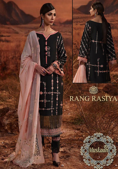 Rangrasiya Lawn Collection - Replica - Unstitched