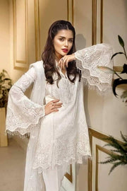 Anaya Fabric Organza & Net Luxury Festive Collection - Replica - Unstitched