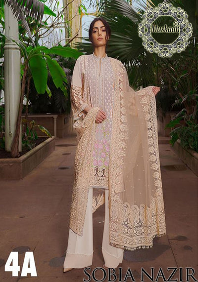 Sobia Nazir Lawn Collection - Replica - Unstitched