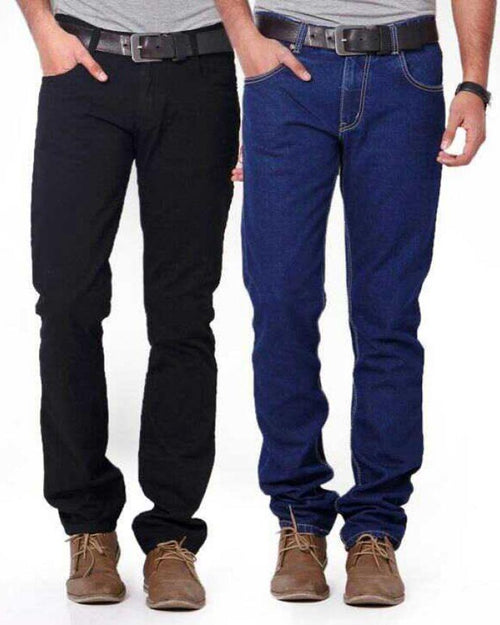 Pack of 2 - Men's Denim Jeans