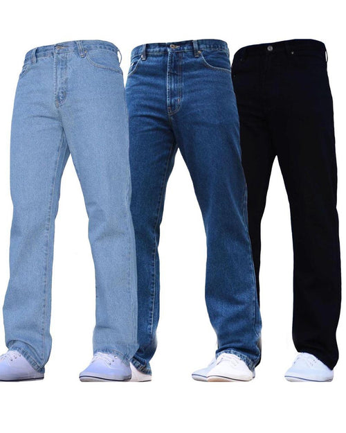 Pack of 3 - Men's Denim Jeans