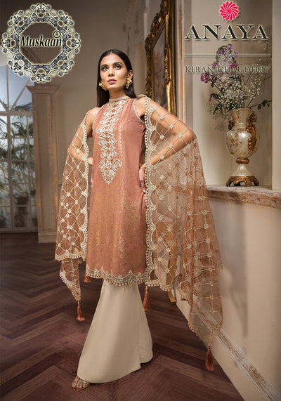 Anaya Luxury Lawn Collection - Replica - Unstitched