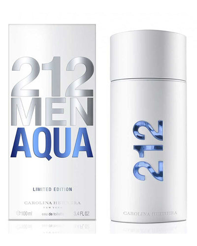 212 Men Aqua Limited Edition By Carolina Herrera Yew York – 100 Ml