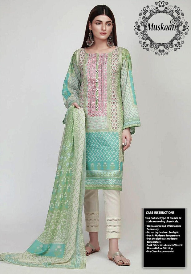 1d85379bc5 Khaadi Lawn Collection 2019 - Replica - Unstitched – Online Shopping ...