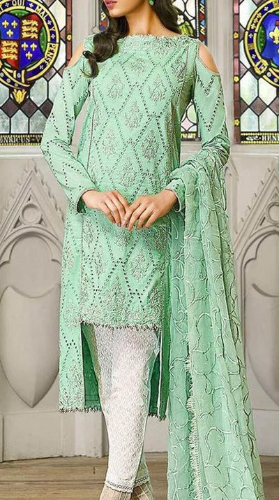 Asim Jofa Introduce The Lawn Collection - Replica - Unstitched