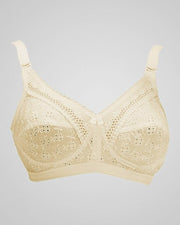 Tulip - Outfit Chicken Embroidery Bra - Skin