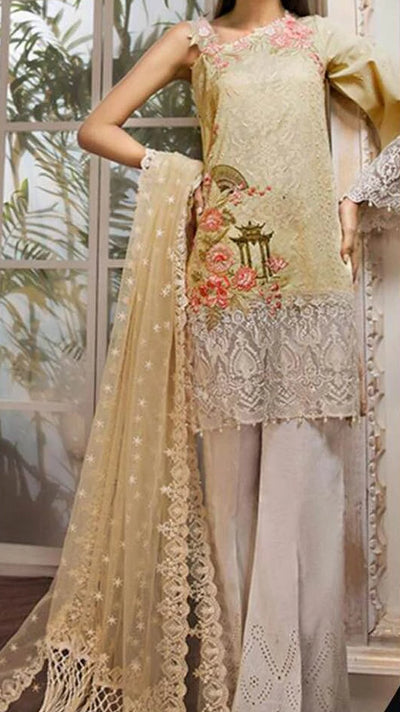 Anaya Introduce Lawn Collection - Replica - Unstitched