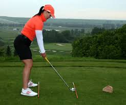 A Great Golf Swing Stance
