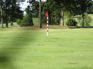 Use pitching wedge to hone your swing for 100 yard shots