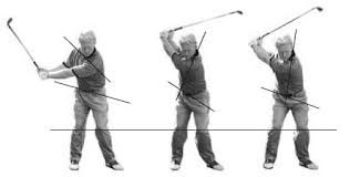 What a proper backswing looks like