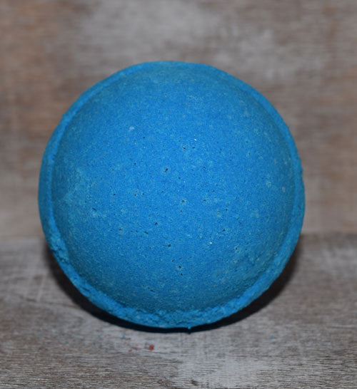 BLUEBERRY FIZZY BATH BOMB