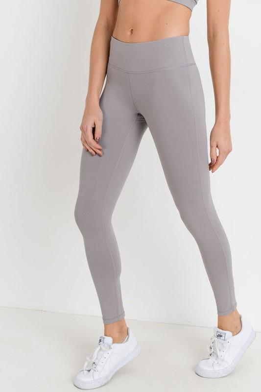 Criss Cross Workout Leggings