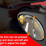 Useful Car Blind Spot Mirror (Automotive)