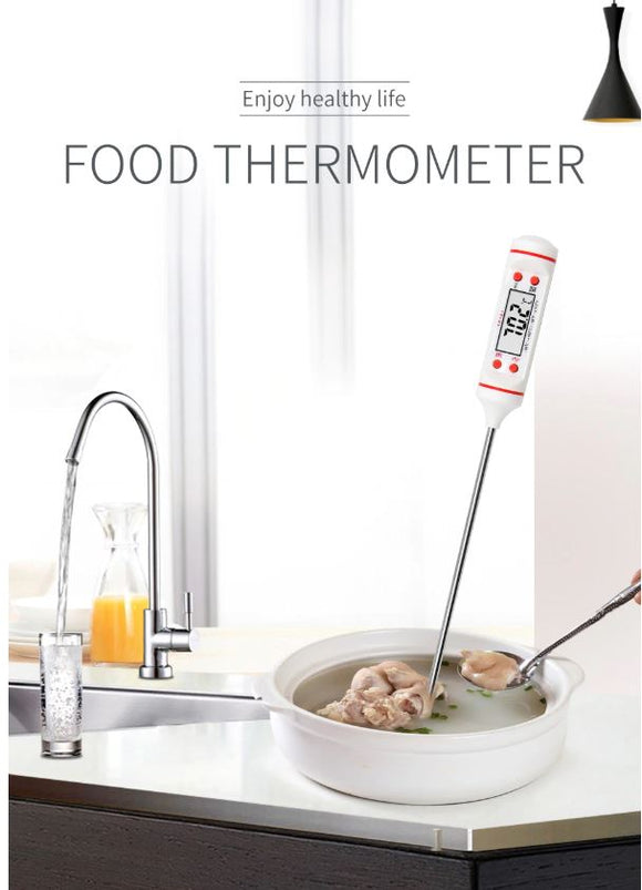 Meat & Fluid Digital Probe Thermometer (Kitchen)