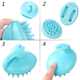 Shower Scrub Massager (Beauty & Health)