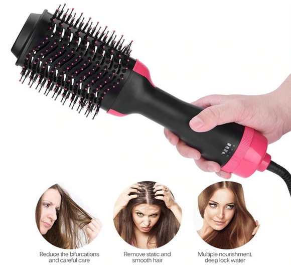 Multi-functional Hair Dryer & Volumizer (Beauty & Health)