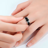 Intelligent Thermometer Ring (Jewelry)