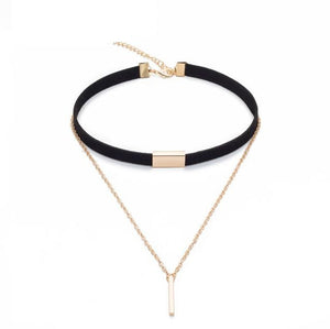 Trendy Look Choker Necklace For Ladies (Jewelry)