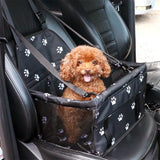 Foldable Pet Car Seat