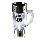 Auto Stirring Tall Coffee Mug (Kitchen)