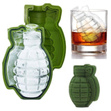 New 3D Bomby Ice Cube Mold