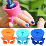 Nail Polish Ring Holder (Beauty)