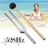 528 Hz Medical Tuning Fork (Health)