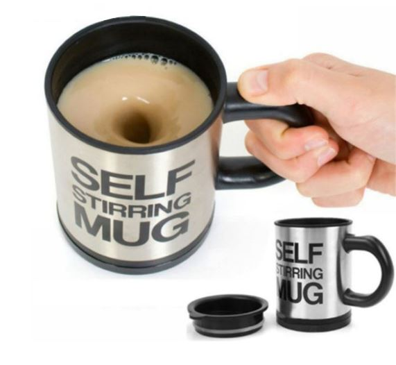 Magical Self Stirring Smart Mug (Kitchen)