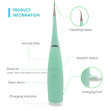 Portable Electric Sonic Dental Scaler (Health)