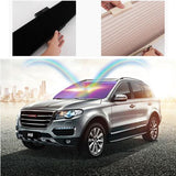 Car Retractable Curtain With UV Protection (Automotive Sun Shade)