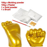 Adorable Baby Hand & Foot Casting Kit (3D Print)