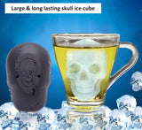 Scary 3D Skull Mold (Parties like Halloween, Xmas, New Year, etc)