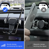 Gravity Car Phone Holder (Automotive)