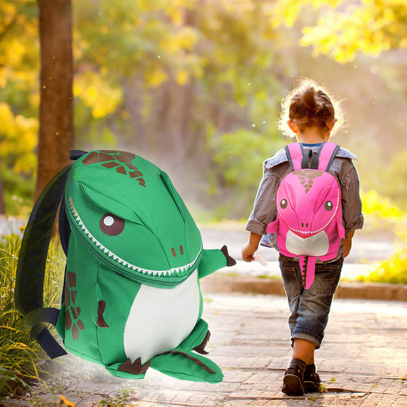 3D Dinosaur Backpack for Kids